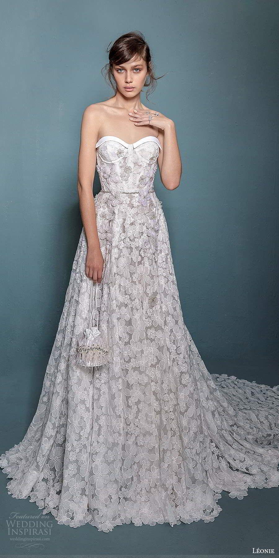 Leonie Bridal 2020 Wedding Dresses Untamed Garden Collection