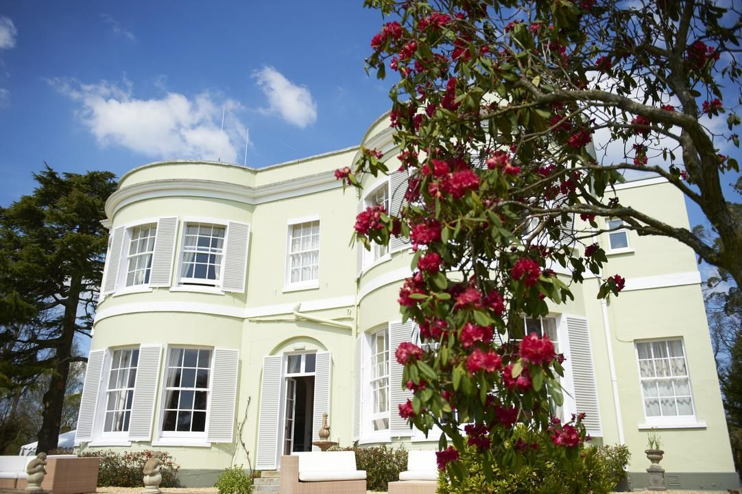 Deer Park Country House Hotel Is A Perfect Wedding Venue In Honiton Devon South West England