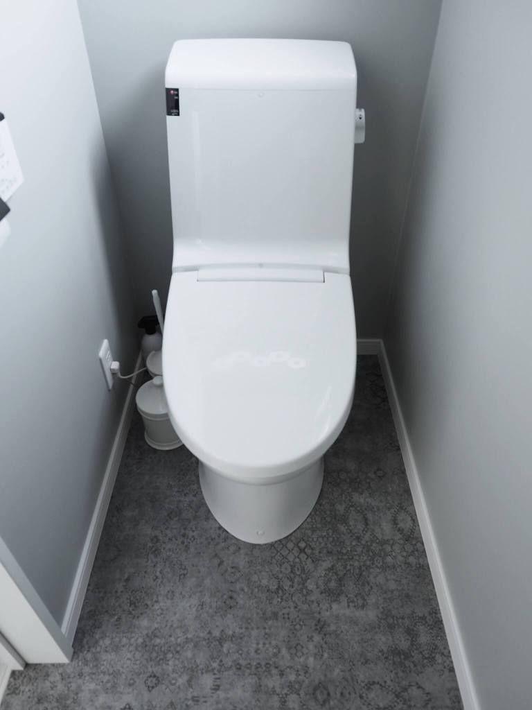 Diy トイレのクッションフロア張り替え大失敗 簡単な貼り方紹介