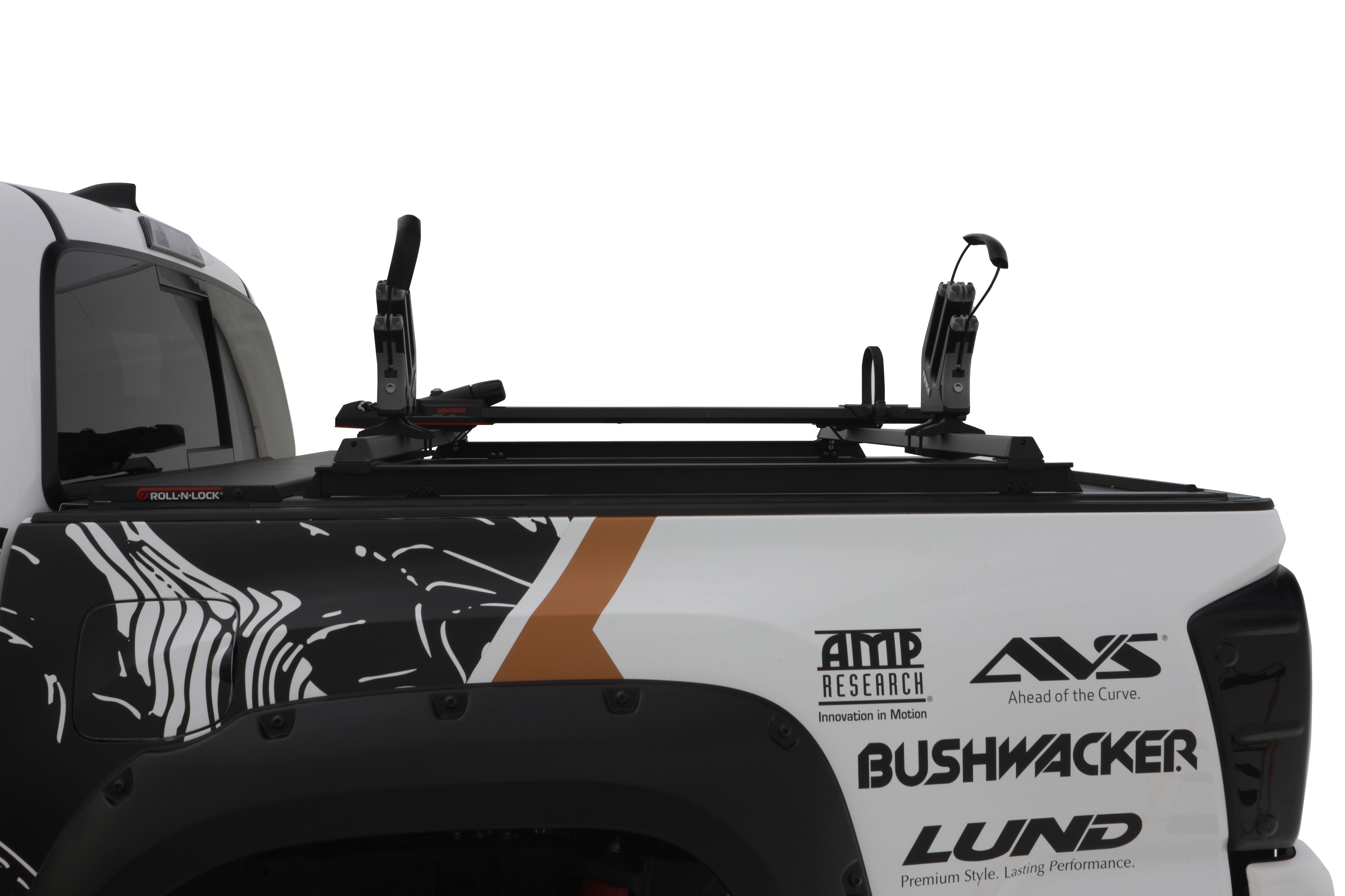 RollNLock QR101 Qwikrak Universal Rail System for 2015