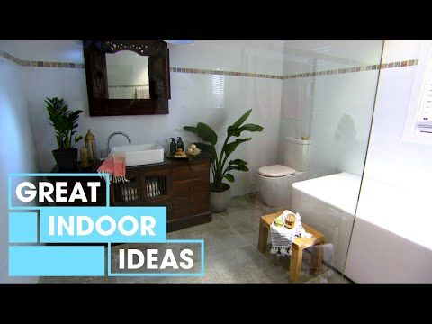 Bathroom Makeovers Youtube 72) modern bathroom makeover | indoor | great home ideas - youtube