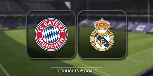 Bayern Munich Vs Real Madrid Highlights Full Match