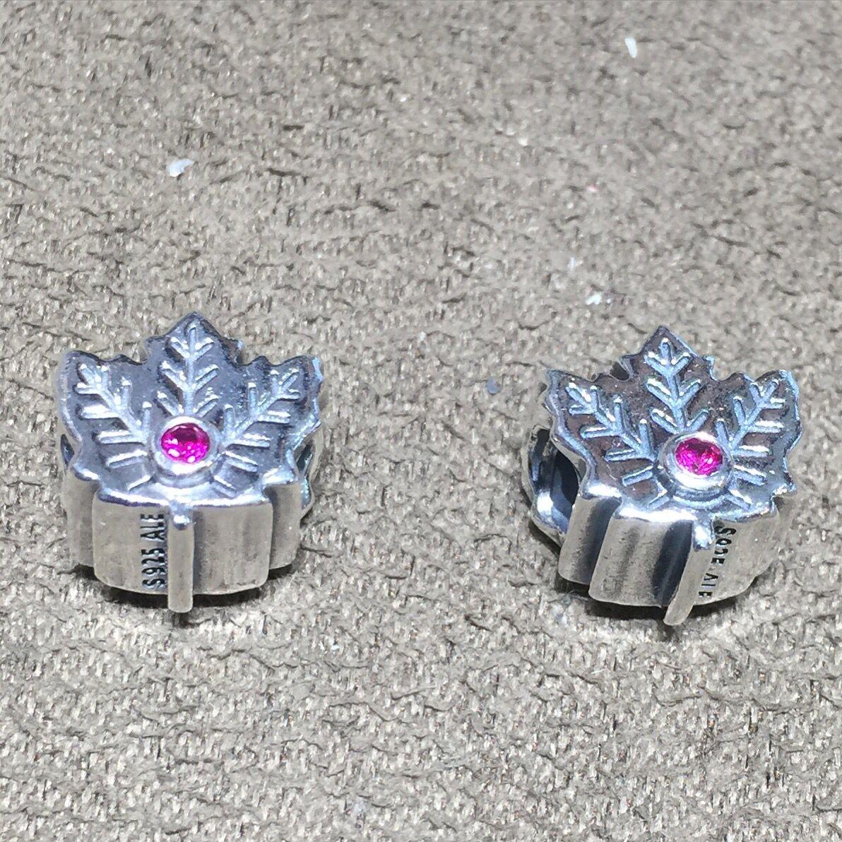 Pandora Maple Leaf Canada Charm. Cuff bracelets, Silver