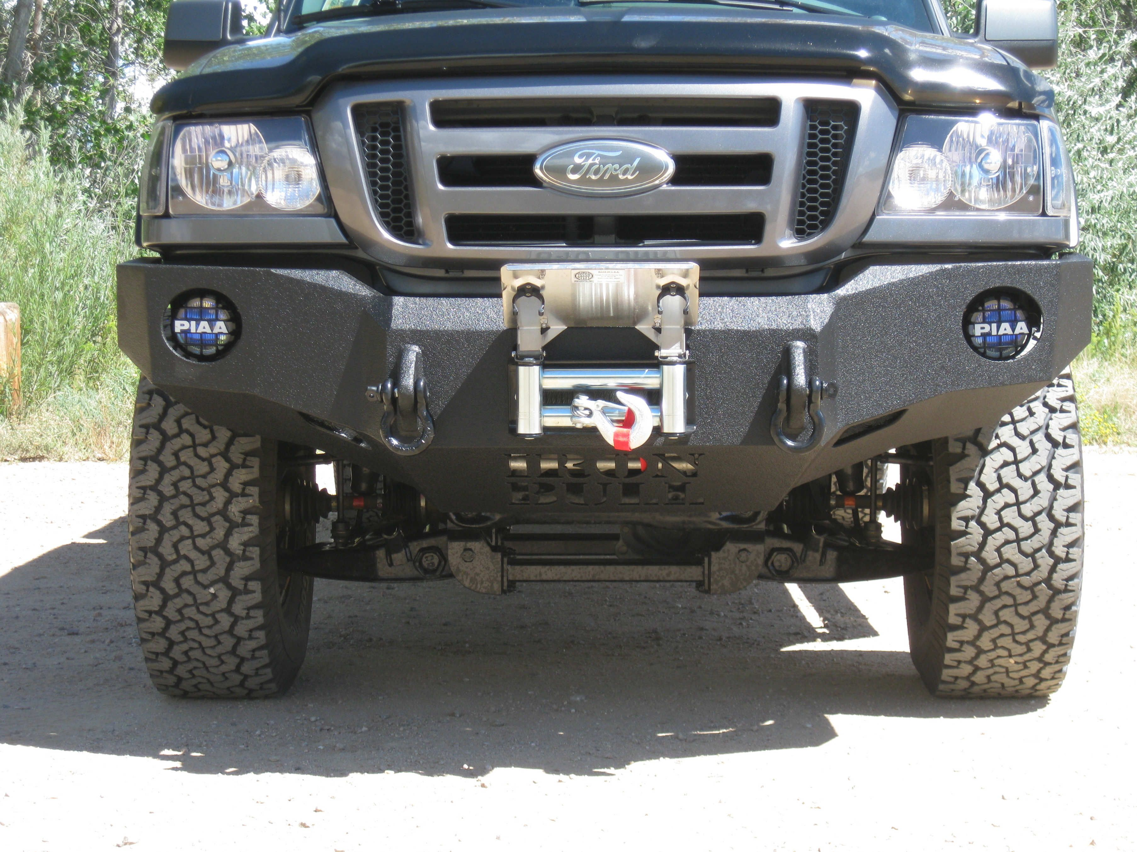 Heavy Duty Off Road Bumpers Ranger Forums The Ultimate Ford Ranger Resource Camionetas Autos Y Motos Ranger