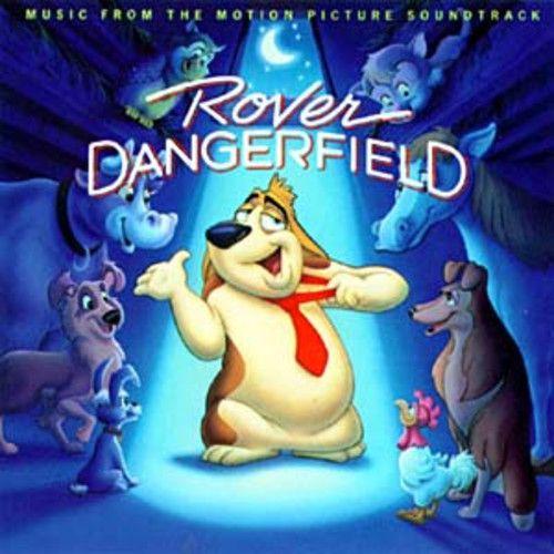 rover dangerfield un perro con suerte