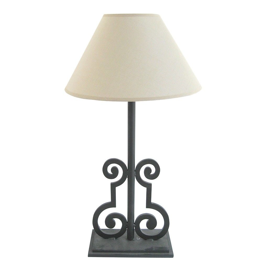 Armadale Lamp With Shade Perfect