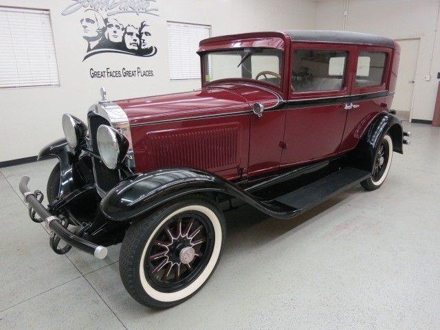 1929 Willys Overland Model 96 A Whippet Sedan Antique Cars Classic Cars Vintage Retro Cars