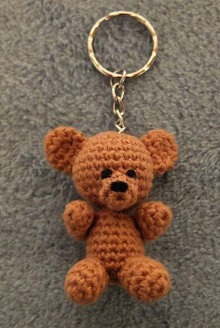 Baby Knitting Patterns Amigurumi Crochet Fluffy White Teddy Bear ...   640x429