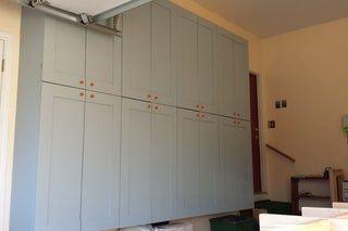 Photo of Making Garage Storage Cabinets (I)