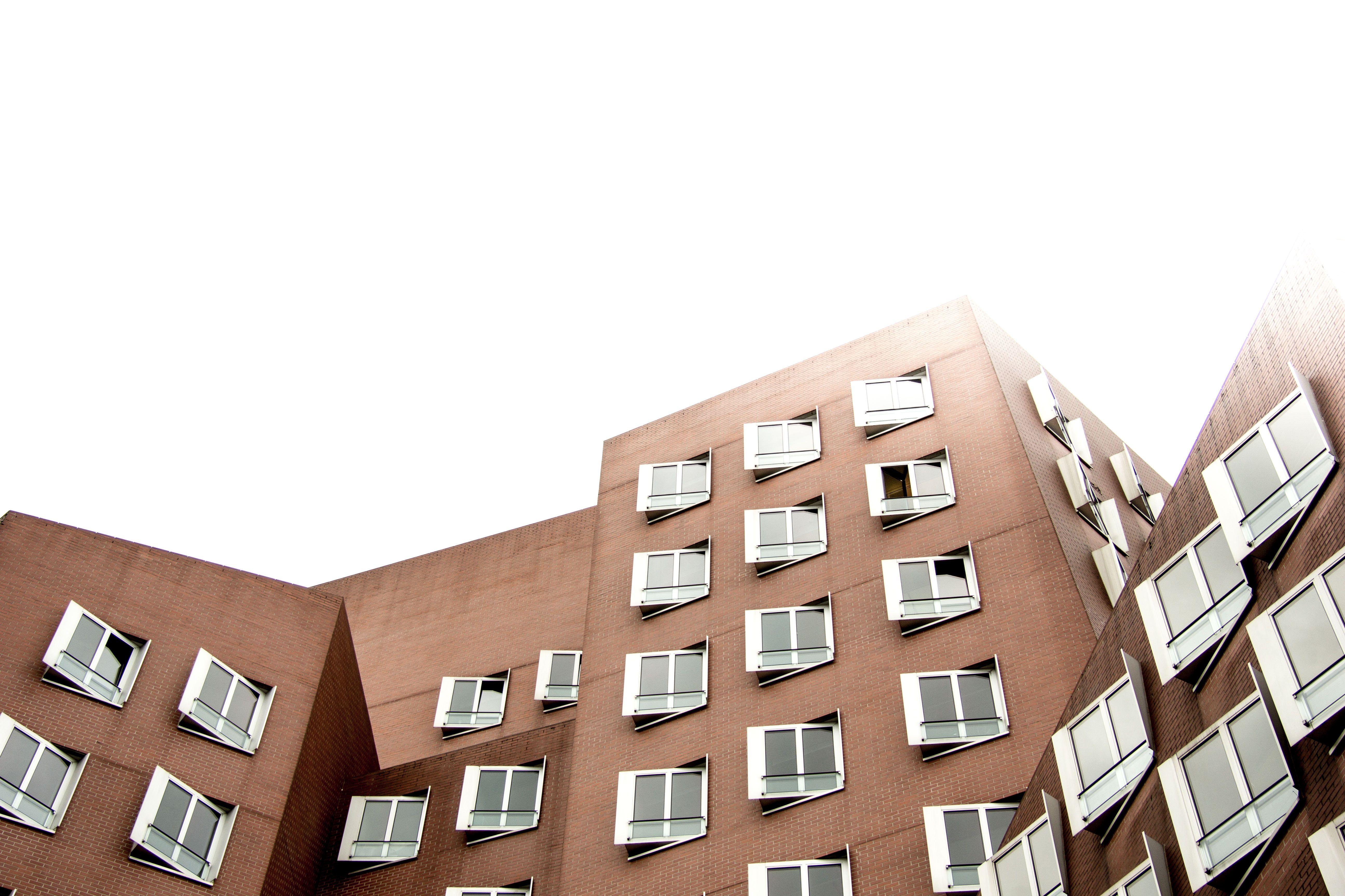 """Auf @Behance habe ich dieses Projekt gefunden: """"Gehry-Bauten Düsseldorf II"""" https://www.behance.net/gallery/44458391/Gehry-Bauten-Duesseldorf-II"""