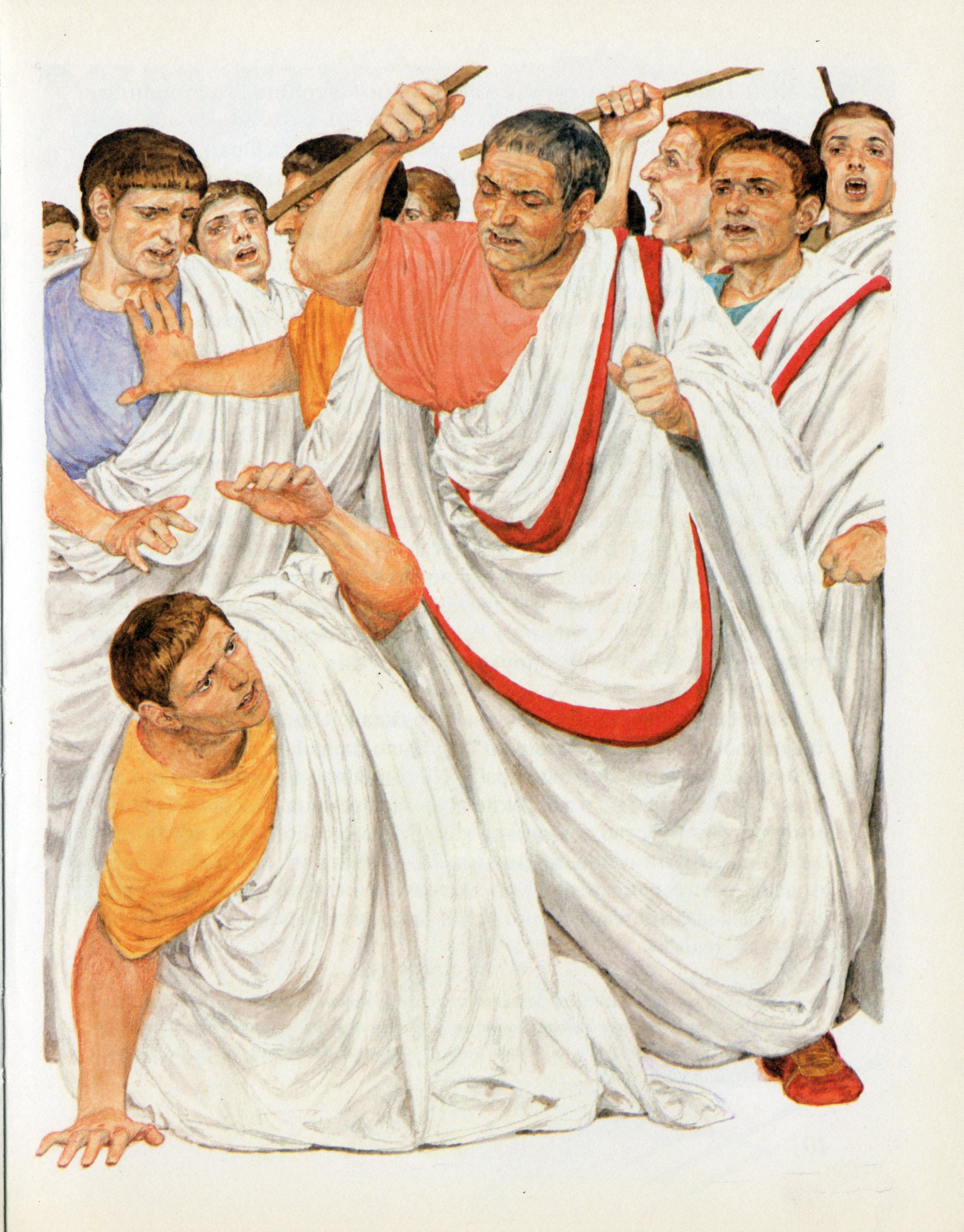 assassinations of caesar and the gracchi However, by the time caesar was assassinated he had already changed the  course  as the reforms of the gracchi brothers' meant that the rome was facing  a.