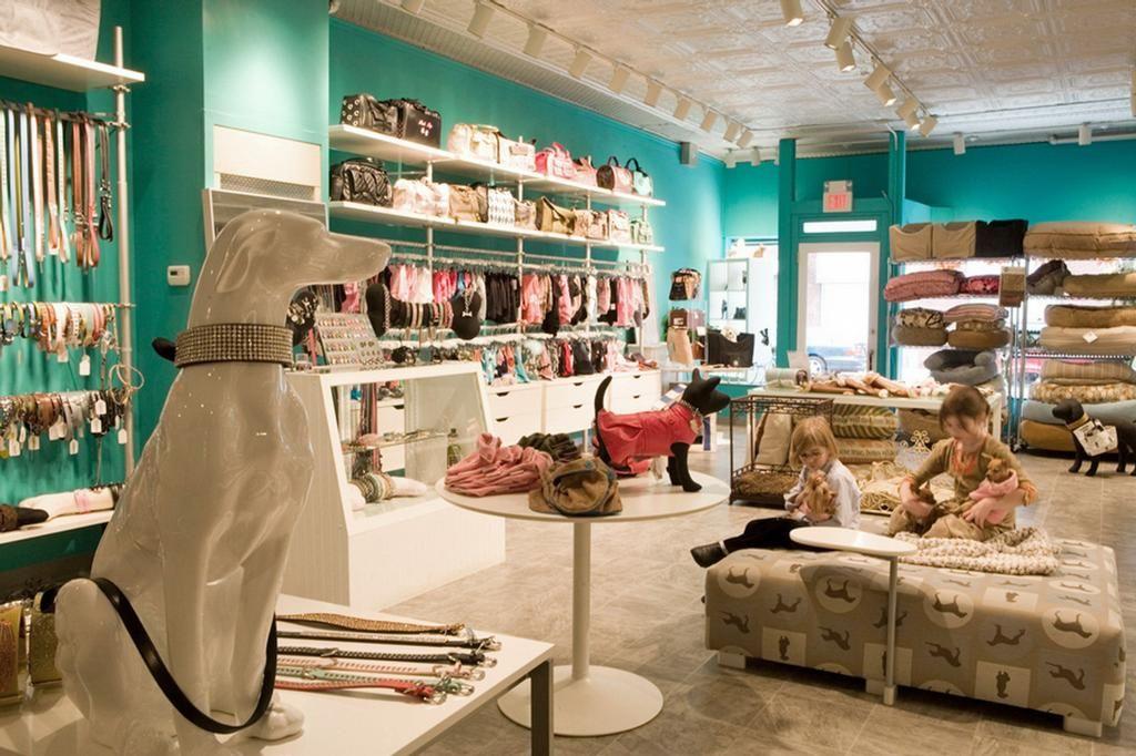 Pretty Store Front Dog Boutique Ideas Dog Boutique Pet Store