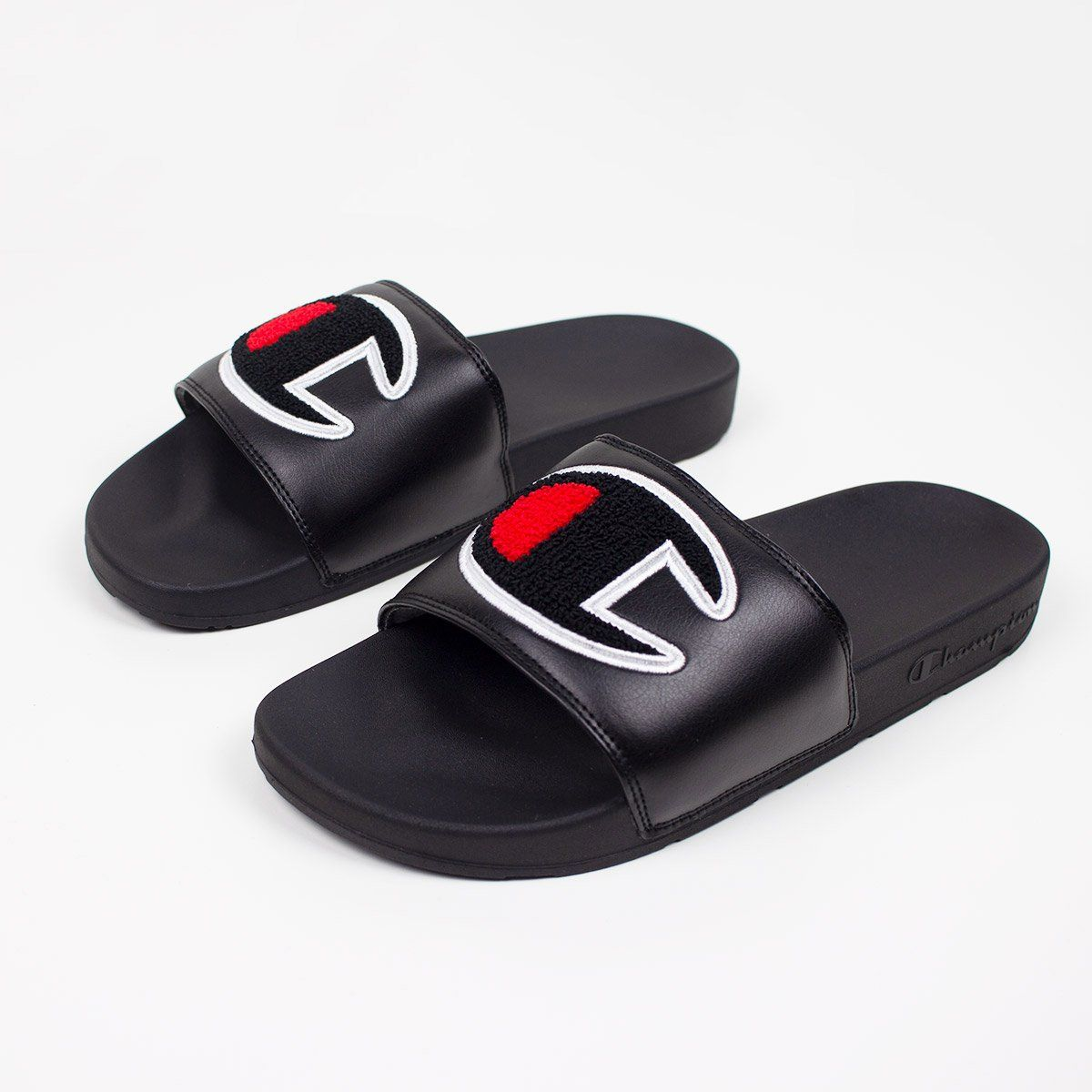 7d13f829482 Champion IPO Chenille Slides in 2019
