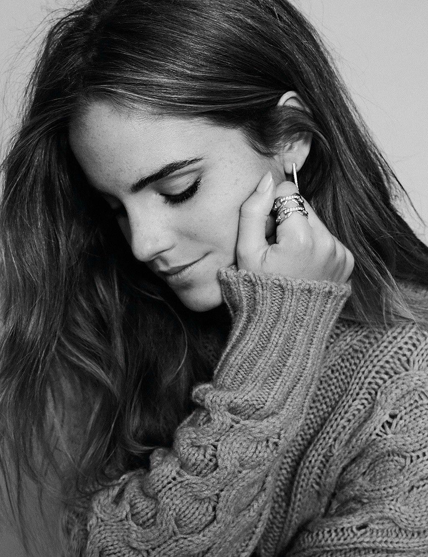 Emma Watson: Coy