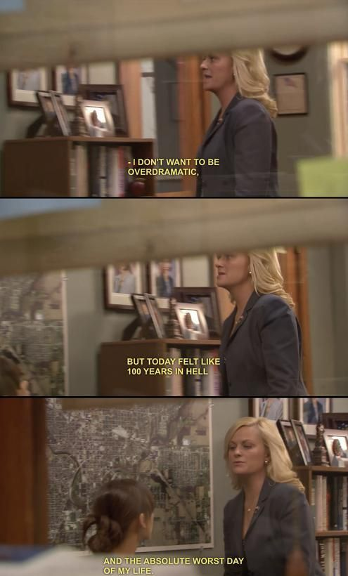 Parks And Recreation Season One Episode 4 Boy S Club Leslie