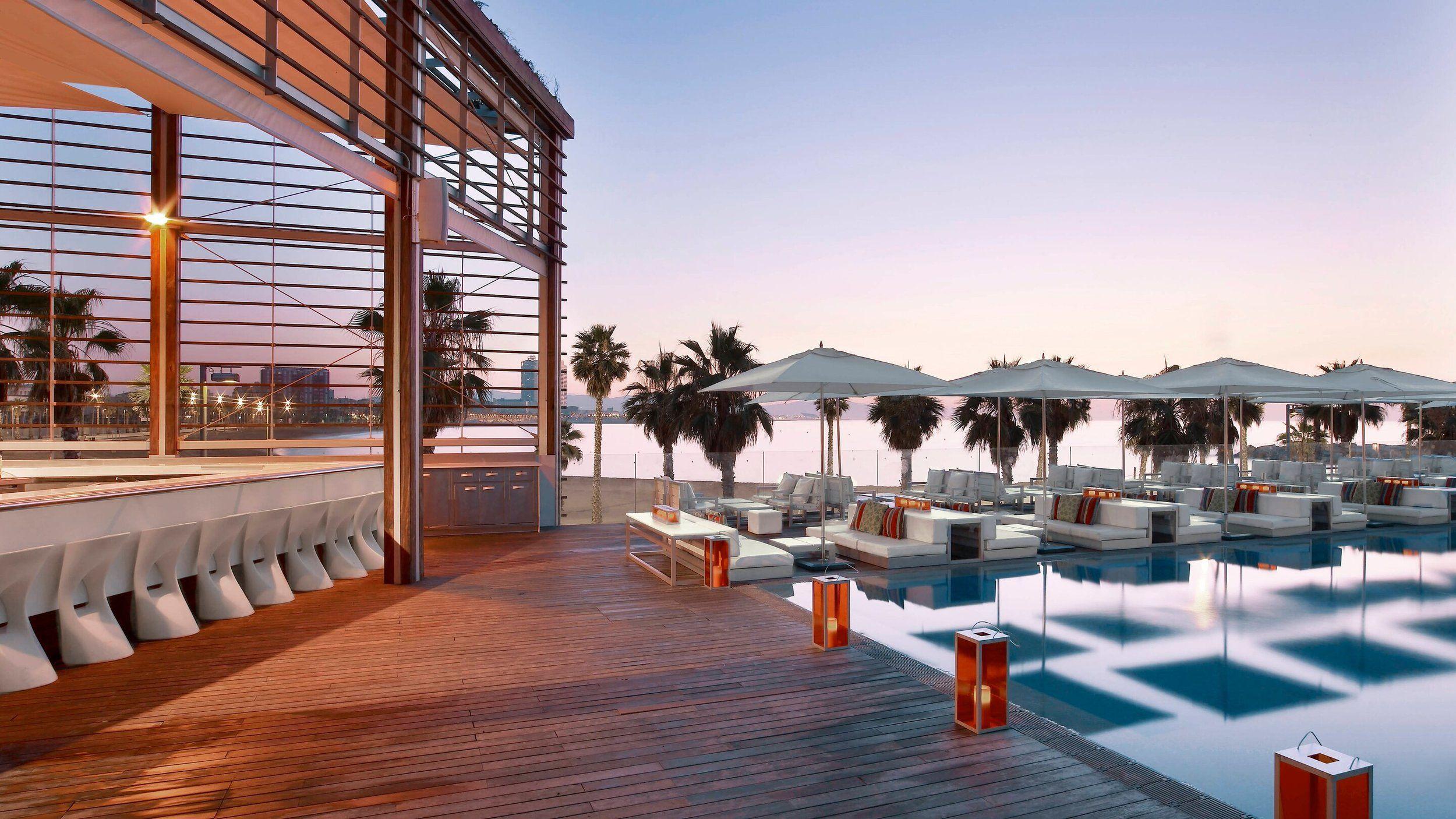 Best Rooftop Bars in Barcelona | Best rooftop bars ...