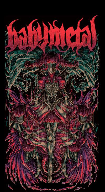 Resultado De Imagen Babymetal Wallpaper