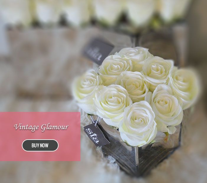 Sia white rose fabiola sia flowers silkpetal sia white rose fabiola faux flowerssilk mightylinksfo Image collections