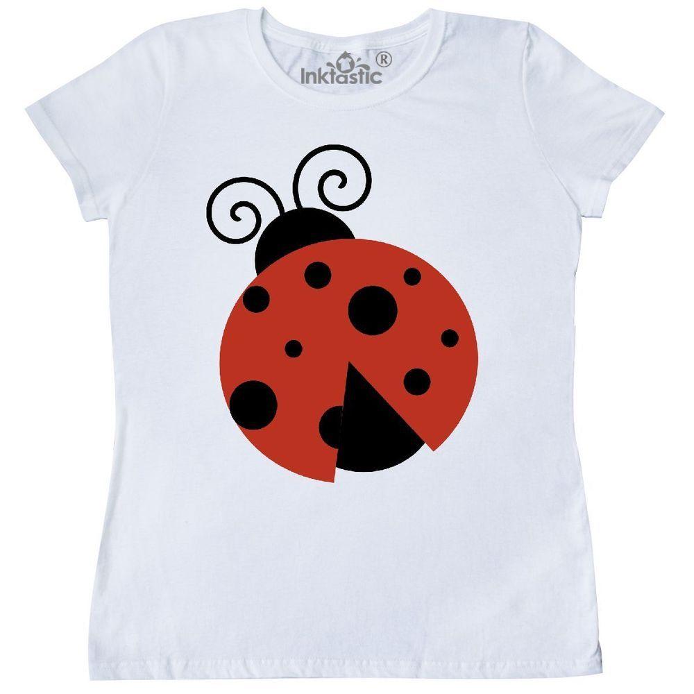 inktastic First Birthday Ladybug 1 Year Old Toddler T-Shirt