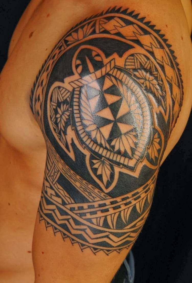 Maori Tattoovorlagen Und Bedeutung