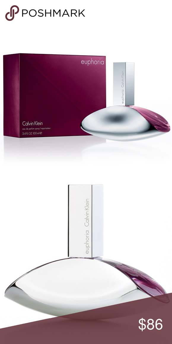 CK EUPHORIA 3.4 EDP Women One of the world s leading lifestyle brands ea8a481c92c