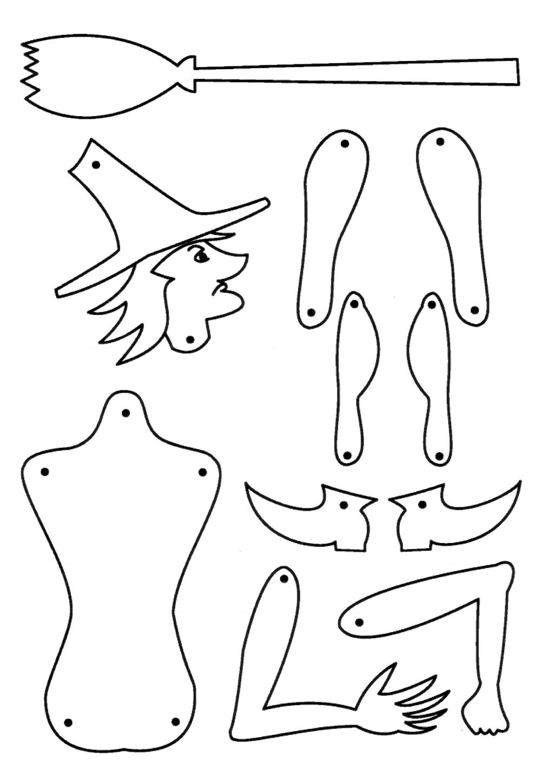 sorcière.pdf Google Drive Bricolage halloween, Diy