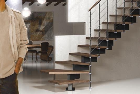 Vector Modular Staircase DIY Kit By Ehleva