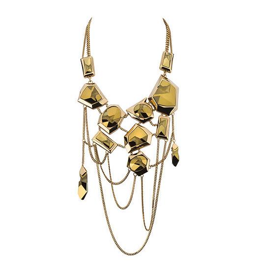 5d3007ce3720 NewAtelier Swarovski Reverse Neck Piece Halskette