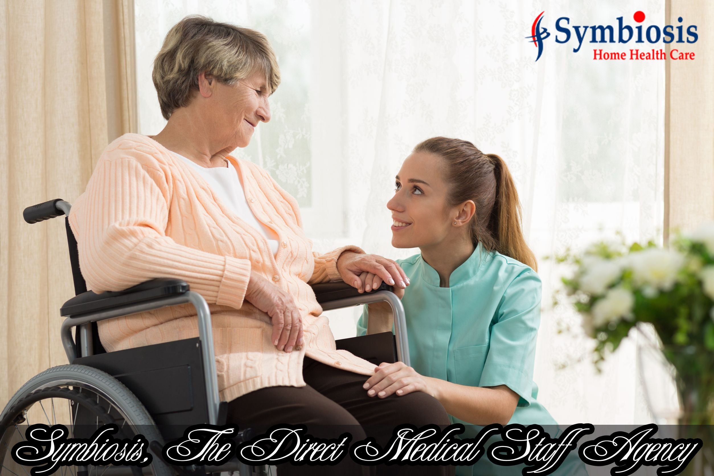 Symbiosis Home Nursing Is The Leading Home Health Care Service Provider In Dubai Uae Contact Us For Private Nur Home Health Aide Care Agency Home Care Agency