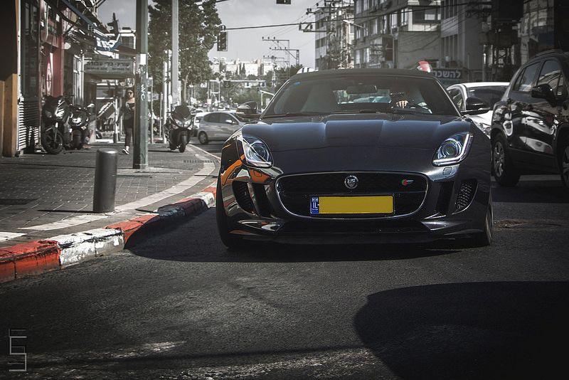Jaguar F-Type S | by Shahaf Shai
