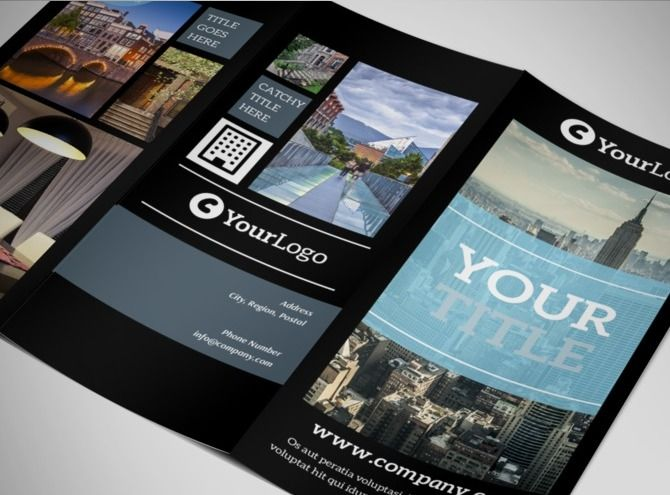 Online Brochure Maker | MyCreativeShop | Brochure Ideas ...
