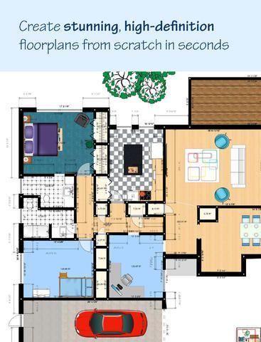 Floorplans Pro On The App Store On Itunes Floor Plans Floor Plan App App
