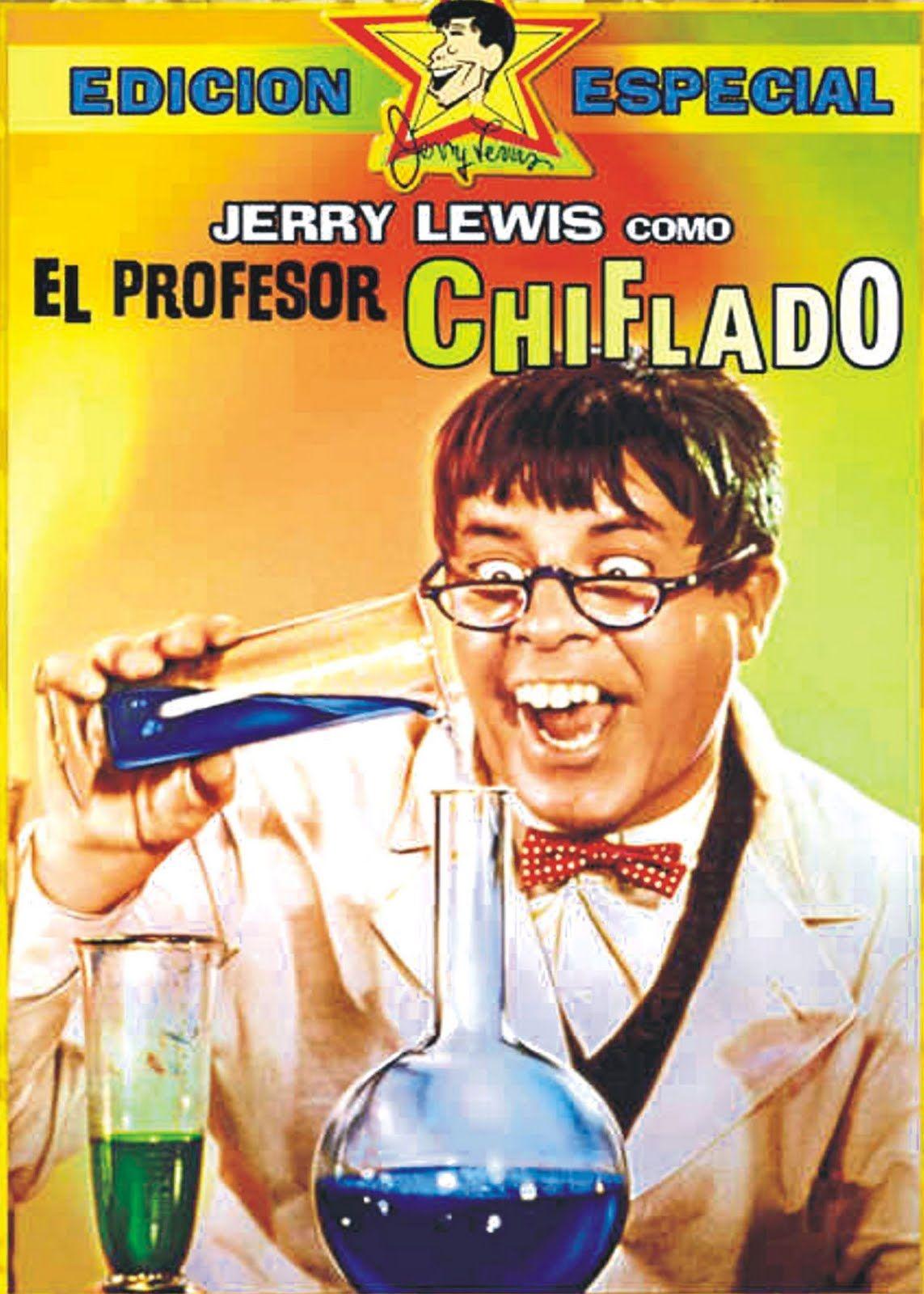 el profesor chiflado 1963