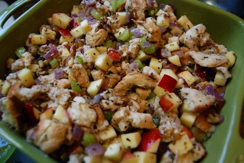 low sodium apple stuffing #recipe #lowsodium | Low Sodium Holiday ...
