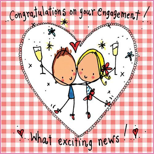 Congratulations On Your Engagement What Exciting News