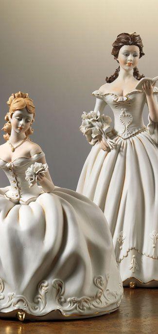 Sabadin Vittorio - Guaranteed authentic Porcelain since 1980.   Porcellana garantita e autentica dal 1980.