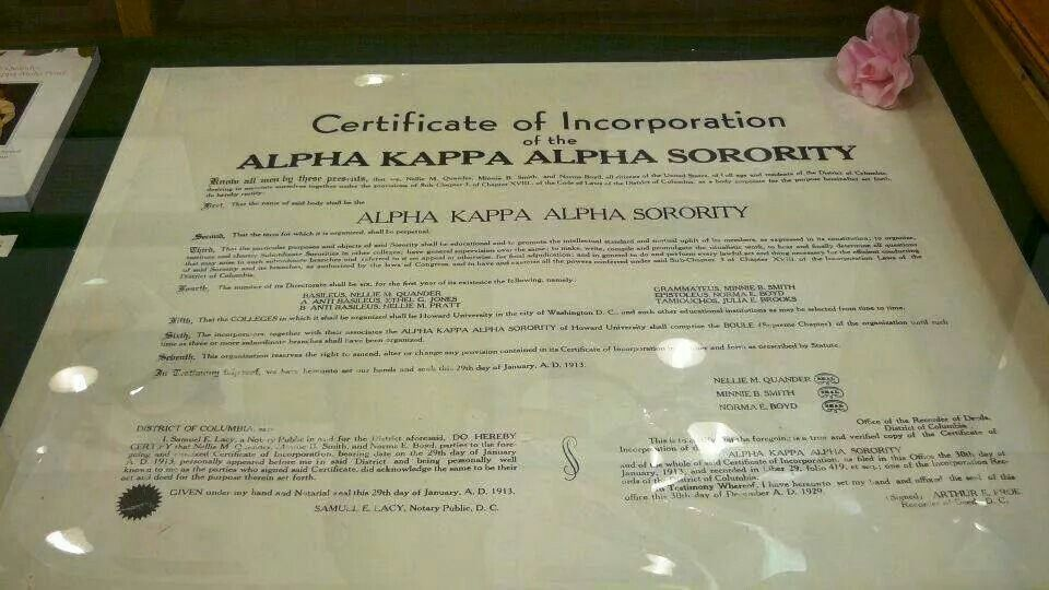 INCORPORATED!