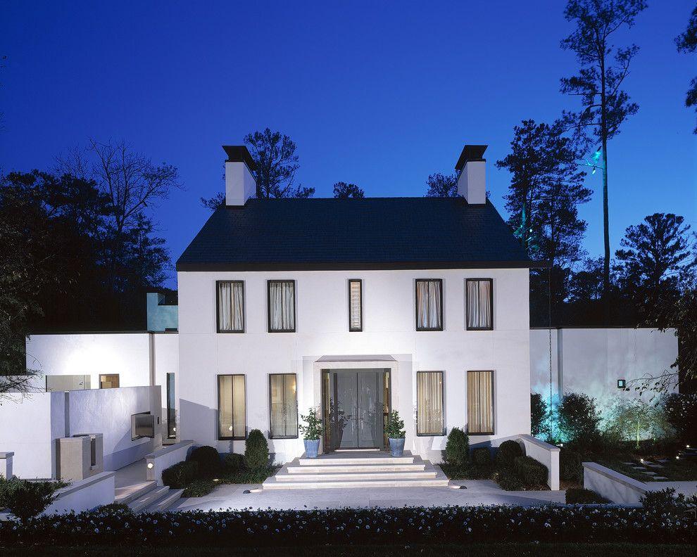 Fine Sublime Modern House Decorating Ideas For Killer Exterior Largest Home Design Picture Inspirations Pitcheantrous