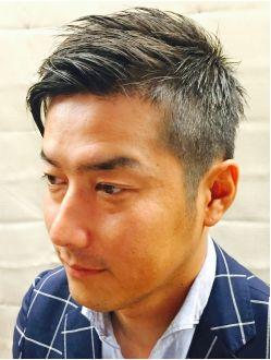メンズショート メンズ ヘアスタイル 髪型 メンズ ツーブロック