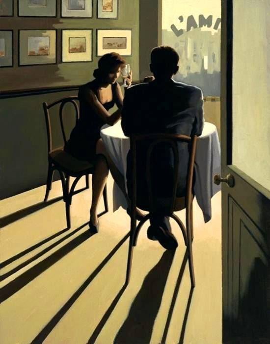 Edward Hopper Wouldve Loved Loraine At >> Table In The Corner In 2019 Art Art Illustration Art Artist