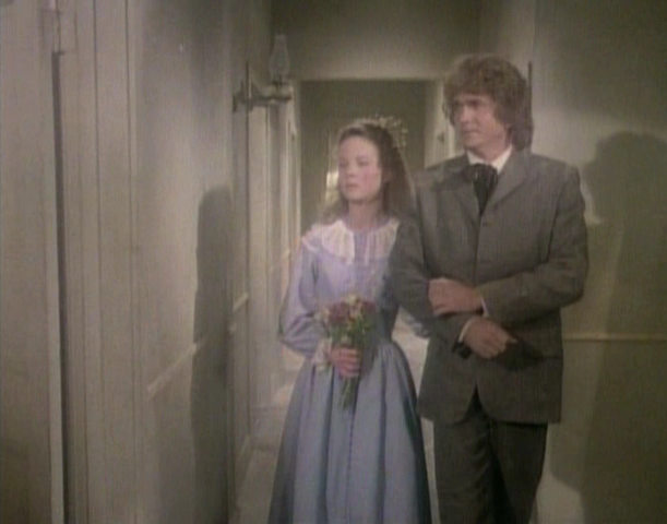 Mary Ingalls Wedding Dress Little House Costume