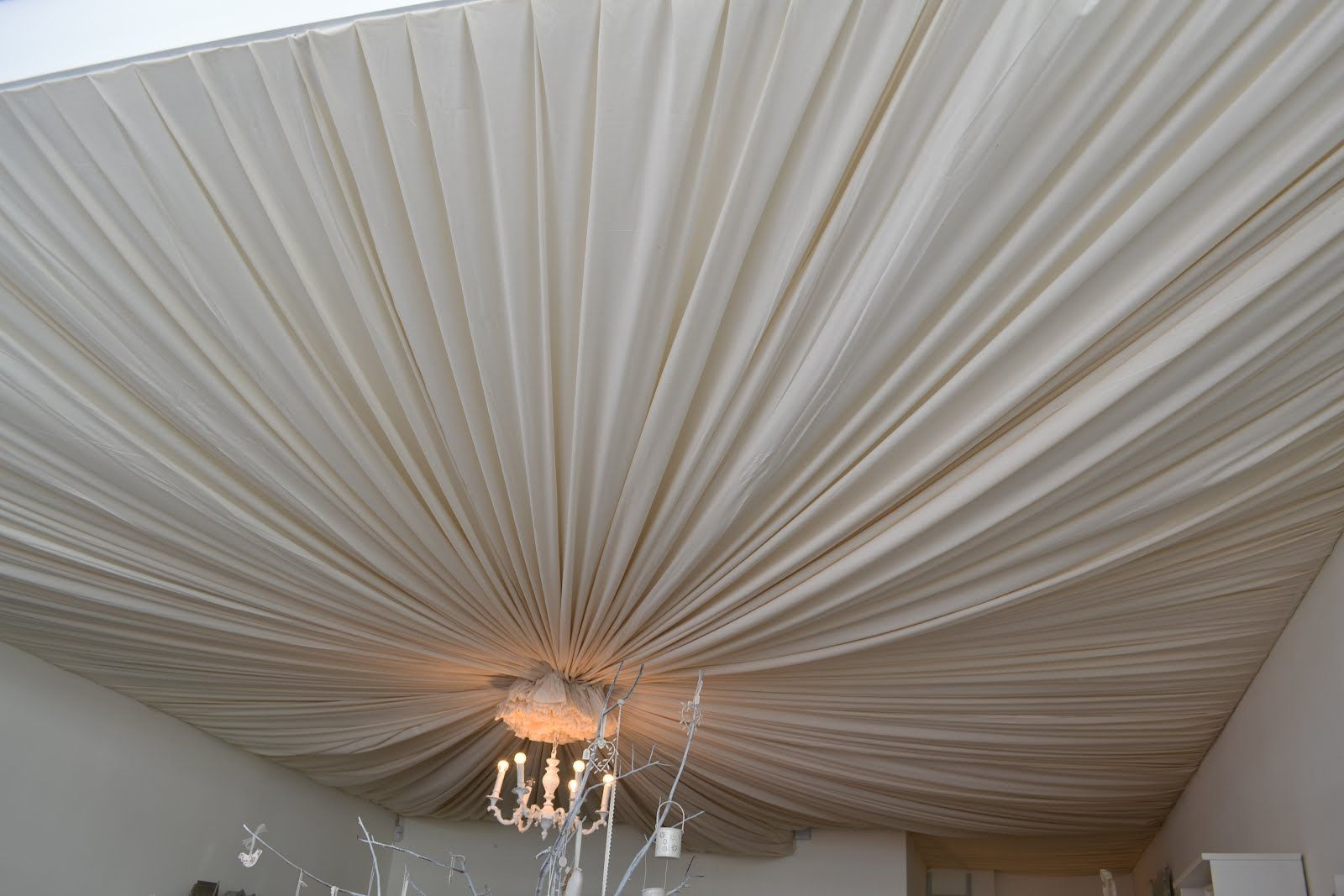 Ceiling drapes bedroom ceiling drapes yoga room pinterest ceiling drapes bedroom ceiling drapes ceiling tilesfabric dailygadgetfo Image collections