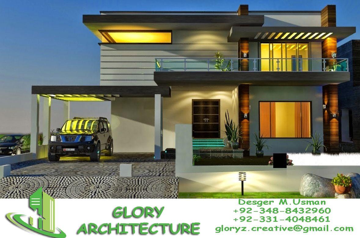 House elevation front elevation 3d elevation 3d view 3d house elevation 3d house plan hose plan architectural50x90 house plan