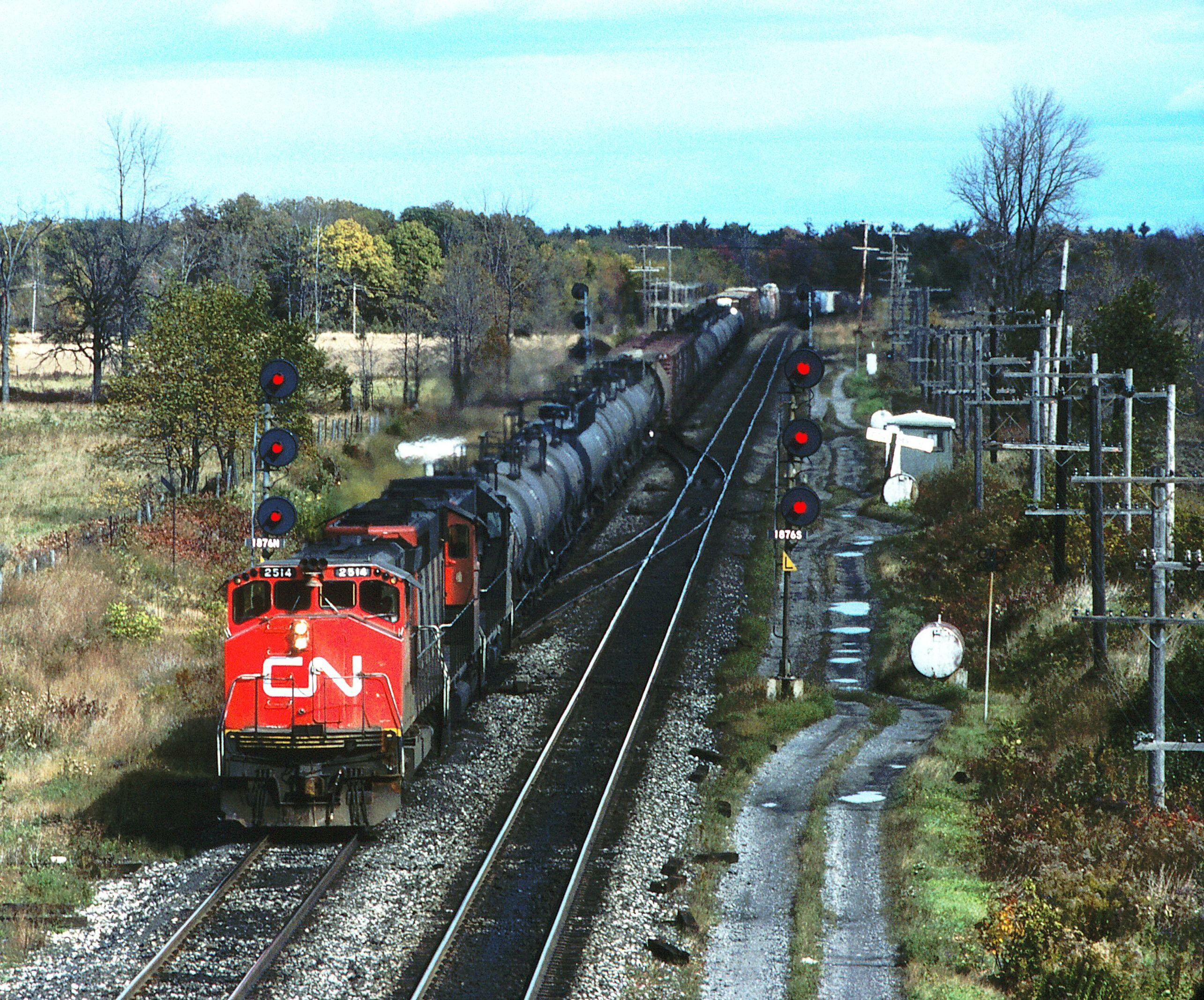 locomotive engineer jobs ontario
