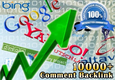 Create 10,000+ Special Anchored Comment Backlinks for $15