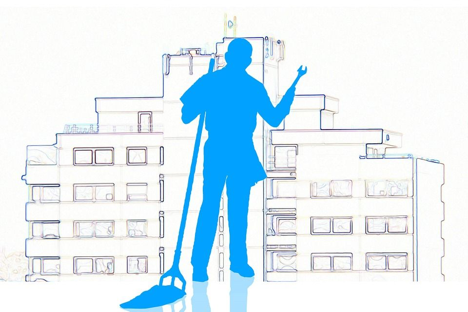 Commercial apartment office cleaning services nyc maid