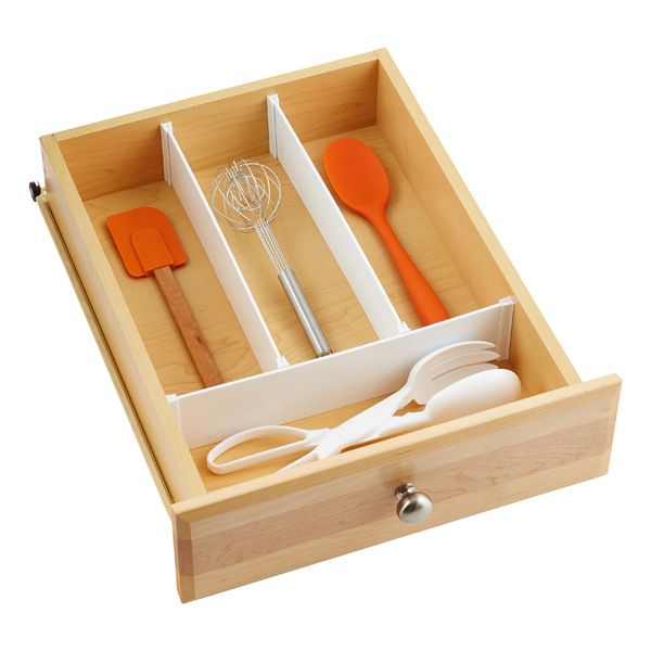 Custom Drawer Organizer Strips You Will Find Everything About Kitchens On