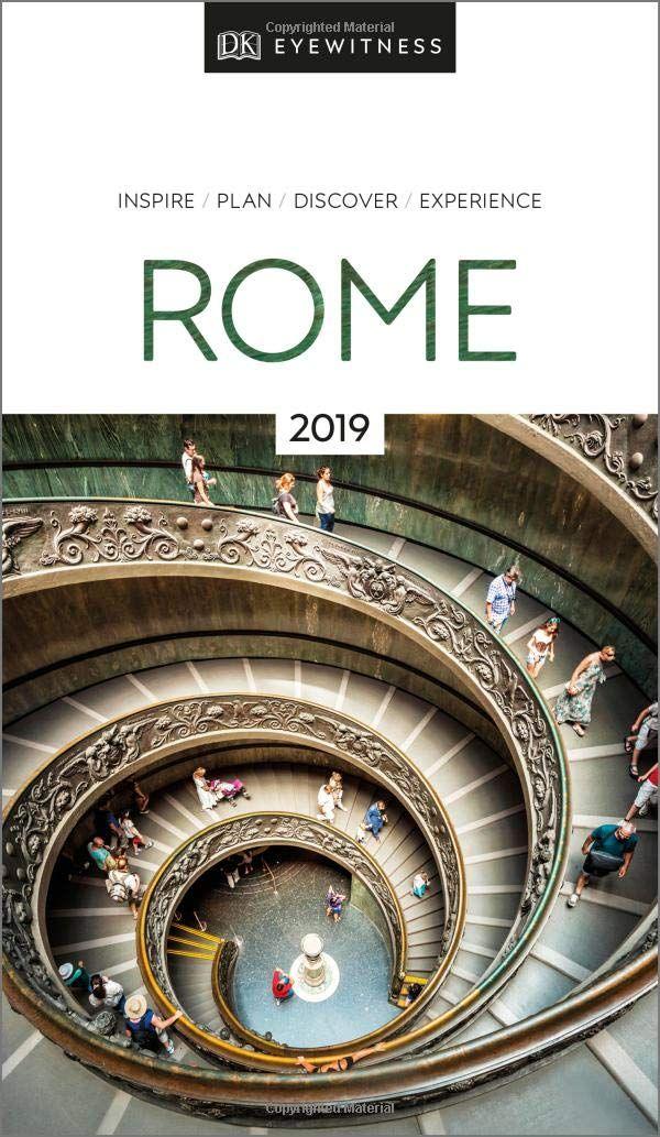 DK Eyewitness Travel Guide Rome: 2019: DK Travel