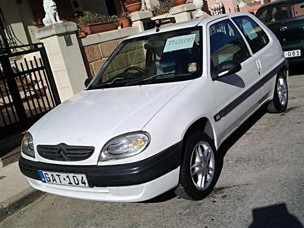 Citroen Saxo Ta 2000 Car Suv Car Suv