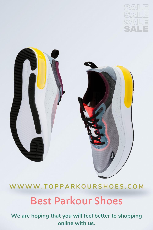 Best Parkour Shoes 2020 - Reviews